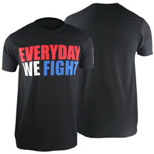 Tapout Everyday We Fight T-Shirt (Black) - mma ufc street