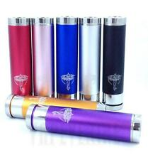 Colored Nemesis Style Mechanical Mod. Complete with 3 tube sizes