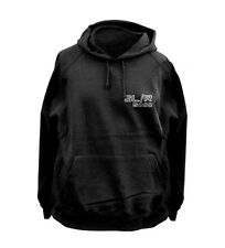 TORANA SL/R 5000 FLEECY HOODIE BLACK All sizes