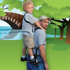 Toddler Carrier Backpack PiggyBack Rider Nomis Basic Deluxe ages 2 1/2+ NEW