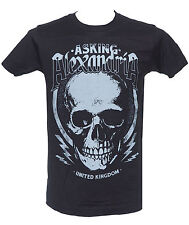 ASKING ALEXANDRIA - SKULL JACK - Official T-Shirt - Metalcore - New M L XL