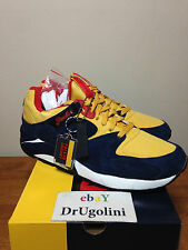 """Saucony x Packer Shoes Grid 9000 sz 5-13 navy yellow """"Snow Beach"""" shadow IN HAND"""