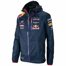 Official 2014 Red Bull F1 Racing Team Rain Jacket
