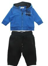 HUGO BOSS Baby Boy Tracksuit Outfit Size 6M/9M/12M/18M NWT