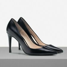 UTERQUE (ZARA LUXURY) Pointed toe court shoes. All Sizes. NEW SEASON AW 2014