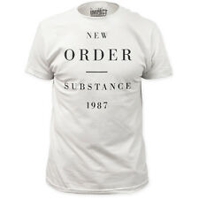 New Order Substance 1987 Fitted Jersey t-shirt  Men's