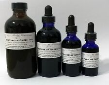 Green Tea Tincture, Extract, Highest Quality, Cognitive Support, Weight Loss