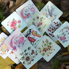 12 pieces/set Chinese traditional folk culture Paper Greeting card Color printed