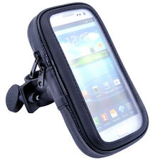 Waterproof Rotating Bicycle Bike Case Fits iPhone 4 5 Galaxy S3 S4 S5 Note Lumia