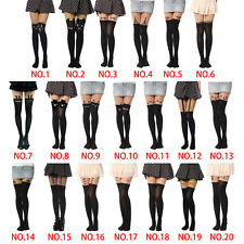 Sexy Girl Cat Tatoo Socks Sheer Pantyhose Mock Stockings Tights Leggings