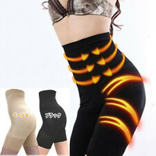 Massage Slimming Shapewear Panties Leggings Body-Shaping High-waisted Lift Hip