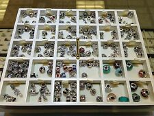 "100% authentic Pandora ""Pick Your Choice"" Different Charms & Bracelets ""#2"""
