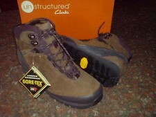 Clarks ** INULA JO GTX  BOOTS ** TOBACCO LEATHER ** RRP 89.99 ** UK 3 , 7.5