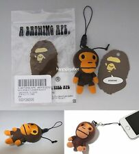 A BATHING APE MILO MOBILE CLEANER Brown Best Buy From Japan New