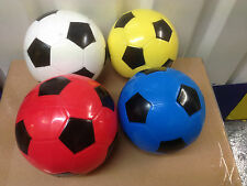"Football 8"" 20cm (Deflated) Assorted Colours Multiple Pack Deals"
