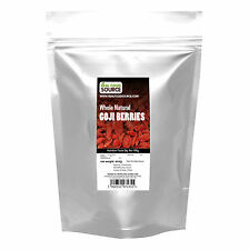 REALFOODSOURCE SUN DRIED GOJI / WOLF BERRIES 1KG For Only £10.99, 2KG £21.49