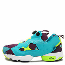 Reebok Instapump Fury OG [M46892] Classic Casual Monsters Inc Sulley Blue/Purple