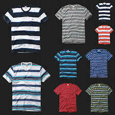 New Hollister By Abercrombie Men Scripps Pier T Shirt Tee All Sizes, Colors NWT