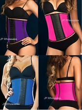 ANN CHERY 2026 Sport Waist Cincher Latex Girdle Workout Band Faja Cinturilla New