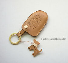 Remote key case fob chain cover for Jeep Grand Cherokee