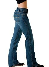 Georgia Slim Stretch Cruel Girl Jeans CB54753001-IND Boot Cut, Sandblasted