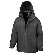New RESULT Mens Arctic Thermal Peninsula Hi Tech 4 In 1 Jacket 3 Colours S-3XL
