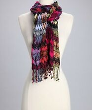 Amtal Zig Zag Chevron Scarf for Fall/Winter- Various Colors