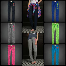 HOLLISTER WOMEN'S NEW SKINNY SWEATPANTS SIZES XS, S, M, L
