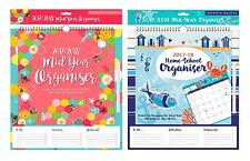 2014-2015 Academic Family School Year Home Organizer,Wall Planner,Wall Celender