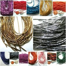 "150""(12'5"") ROUGH French Metal Wire Coil Bullion Thread Cord -Jewelry-Embroidery"