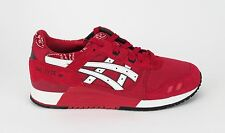 Asics Unisex Gel-Lyte III OT Red/White Retro H424N.2301