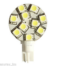 Anyray T10 921 194 10-5050 SMD LED Bulb lamp Super Bright Cool White DC 12V