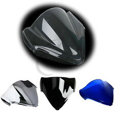 Windshield Windscreen Double Bubble For SUZUKI GSX1300R GSXR1300 Hayabusa 08-14