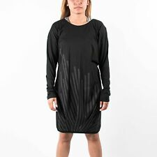 PUMA WOMENS URBAN MOBILITY TEE DRESS BLACK HUSSEIN CHALAYAN 558340 01 T 149