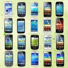 For Samsung Galaxy Bubble Free Thin LCD Screen Protector Film Guard Cover Shield