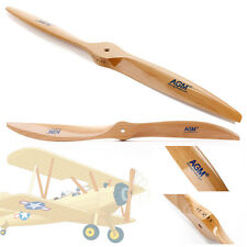 AGM Wood Propeller 18x10/22x10/23x10 for RC Aircraft, Wooden Aircraft Prop in UK