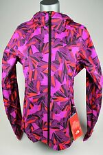 THE NORTH FACE WOMENS BELLA JACKET PURPLE RED BLACK ALL OVER PRINT BRAND NEW