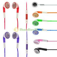 A1ST Earphone Headset Headphone with Mic Microphone Vol Control for iPhone 4 4S