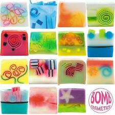 Bomb Cosmetics Handmade Luxury Soaps Vegan Friendly PH Neutral 105 grammes