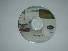 Embroidery Shop Designs - 8,400 Special Designs on CD/USB -10 Embroidery Formats