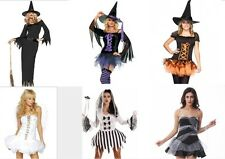 SALE Halloween Fancy Dress Costume Gothic Vampire Zombie Bride Angel Witch 6-14