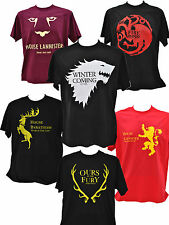 Game of Thrones T-shirts Lots of designs