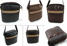 Charm leisure leather cowhide bag shoulder bag, men's first choice messenger bag