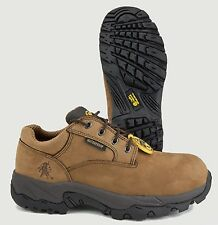 CHIPPEWA BAY APACHE LIGHTWEIGHT COMPOSITE TOE WATERPROOF LEATHER WORK BOOT 55158