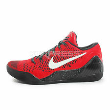 Nike Kobe IX Elite Low XDR [653456-601] Basketball University Red/Black