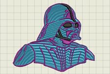 STAR WARS Embroidery Designs - 33 Quality Designs on CD