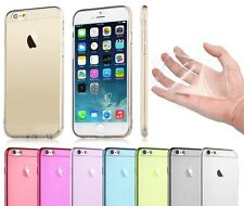 0.3mm Ultrathin Shell Soft TPU Rubber Gel Back Case Cover For 4.7 inch iPhone 6