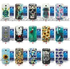 For Samsung Galaxy S4 mini i9190 Fashion Painted TPU Soft Case Skin Rubber Cover