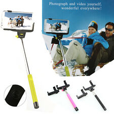 Wireless Bluetooth Mobile Phone Self Monopod for iphone IOS 4.0 Samsung Android