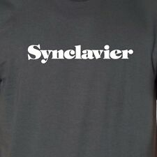 SYNCLAVIER American Apparel T-shirt frank zappa pat methany synthesizer digital